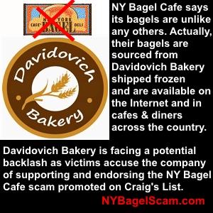 Davidovich Bakery Boycott