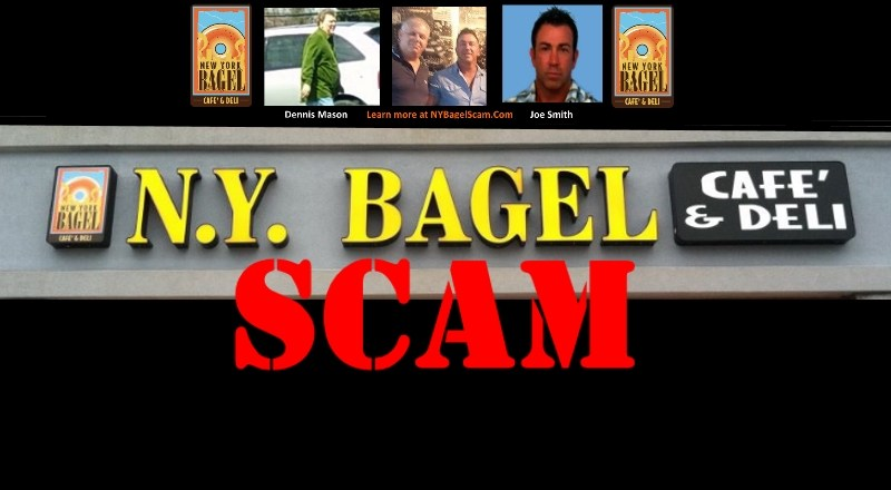 NY Bagel Scam