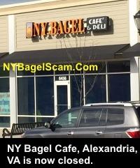 NY Bagel Alexandria