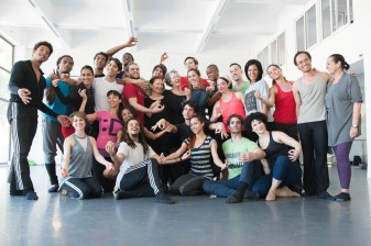 NYBDC with Acosta Danza