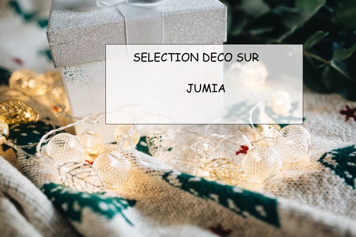 selection déco sur jumia