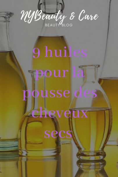 9 huiles qui vous aideront à stimuler la pousse et avoir la longuur que vous avez toujours voulu obtenir