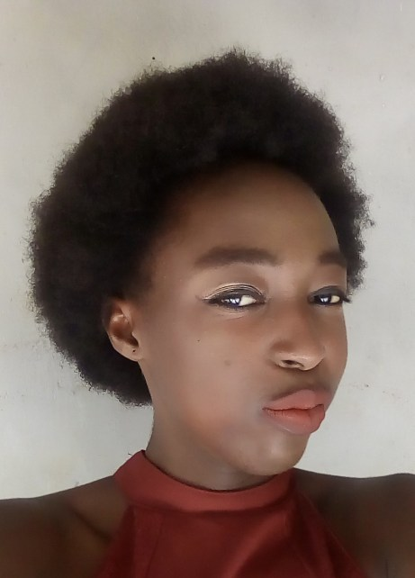 photos de mon big chop apres plus d'un an de transition capillaire