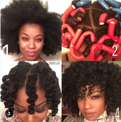 coiffures protectrices cheveux crépus fins
