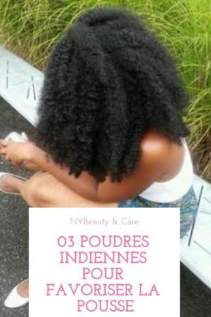 03 poudres pour stimuler la pousse des cheveux