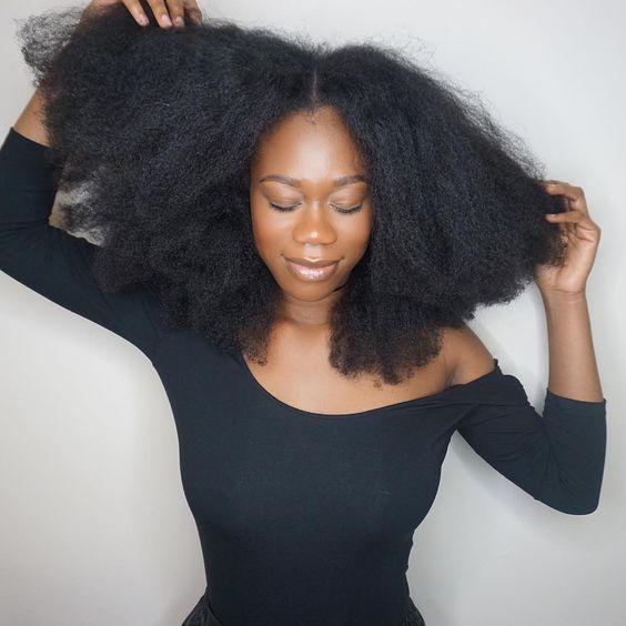 comment obtenir l'équilibre entre l'hydratation et les protines sur les cheveux crépus