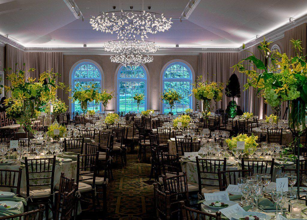 The Garden Terrace Room Indoor Amp Outdoor Wedding Venue At Nybg