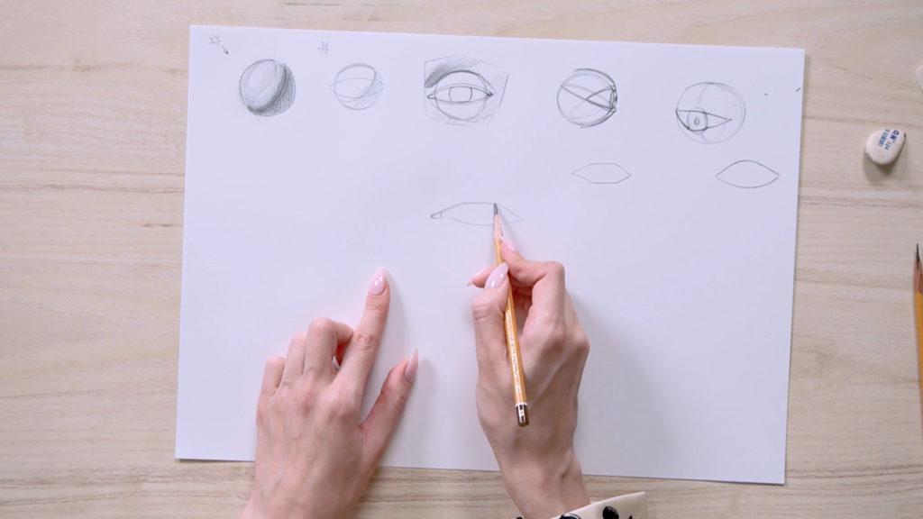 چگونه برای جلب چشم با مداد Phaood - مرحله 5 - عکس
