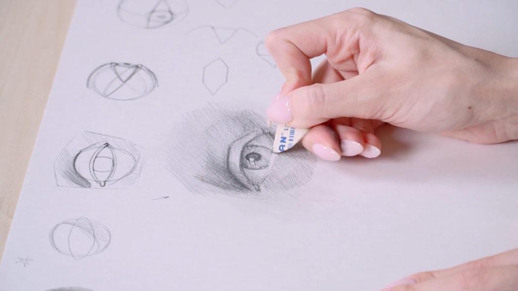 چگونه برای جلب چشم با مداد فاز - مرحله 14 - عکس