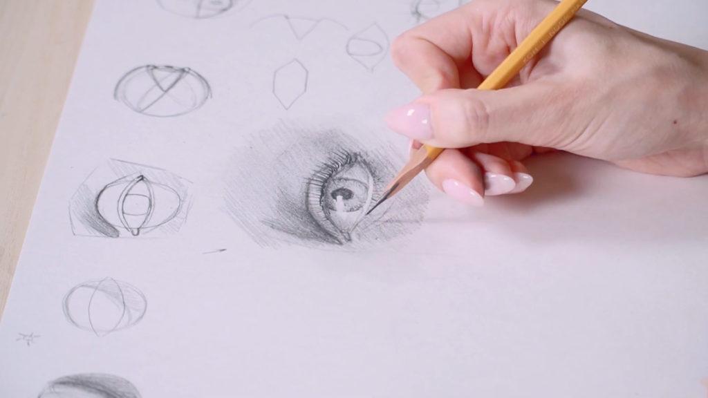 چگونه برای جلب چشم با مداد Phaood - مرحله 17 - عکس