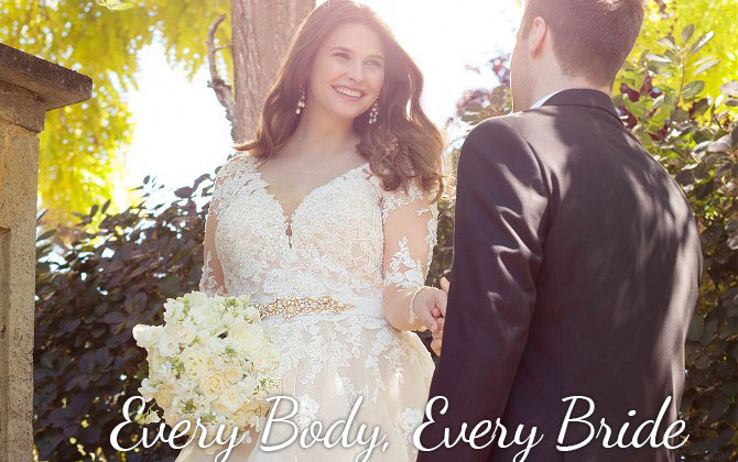plus size wedding gowns in raleigh nc - bridal store