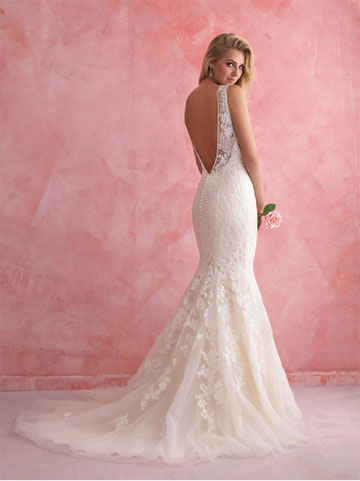 Allure Bridal Collection #2807