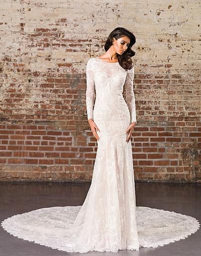 Justin alexander s new spring 2017 wedding dresses for Wedding dress rental new york