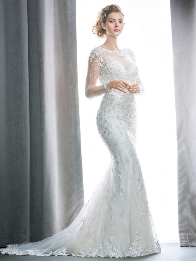 Bridal wedding dress rental