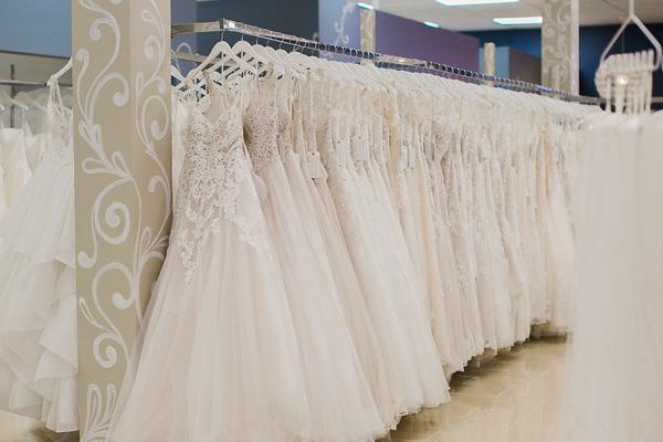 huge selection wedding dresses