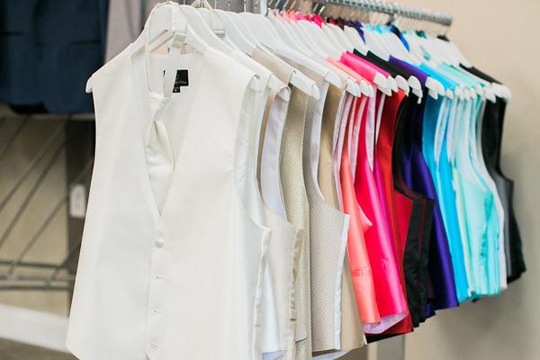 Tuxedo rental vests raleigh