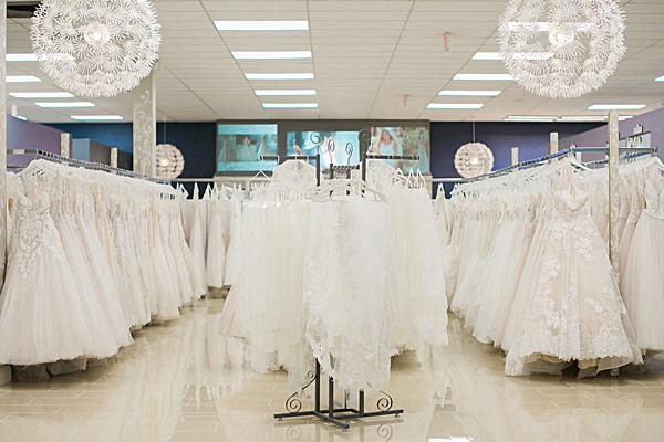 wedding dress salon in raleigh
