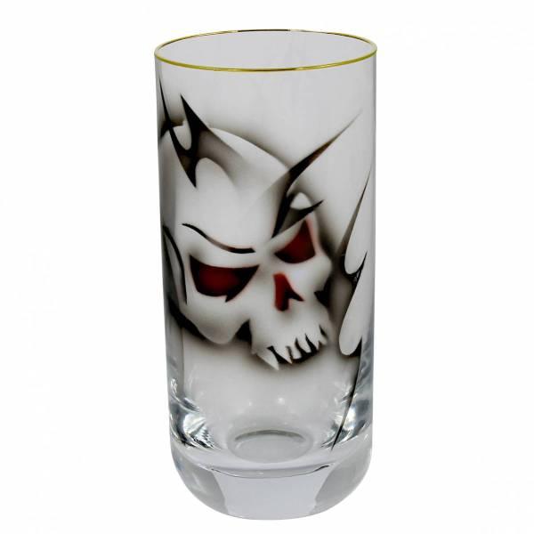 Long Drink Dödskalle