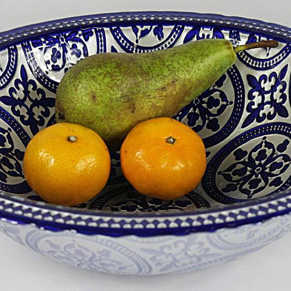 stor skål m frukt