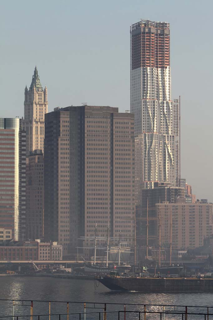 New York Architecture Images Beekman Tower