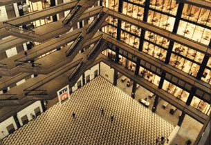 New York Architecture ImagesBobst Library