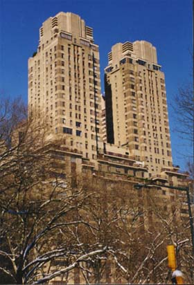 Top Ten New York Architecture Apartment Buildings