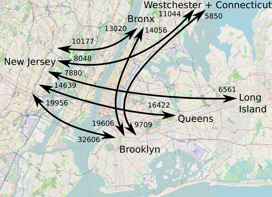 Nyc Subway Map Express Trains Ky.How To Get New York Regional Rail Right Streetsblog New York City