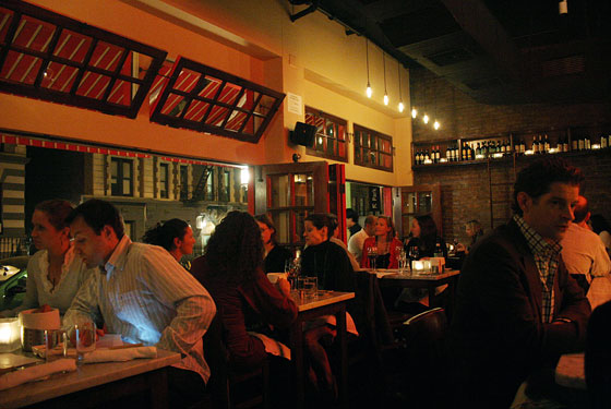Buceo 95  Drink NYC  The Best Happy Hours Drinks  Bars