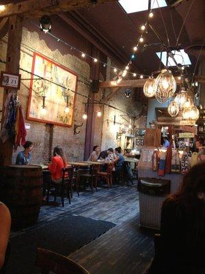 Grey Dog The Nolita  Drink NYC  The Best Happy Hours