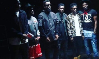A Digest of Sarkodie's Trumpet Cypher