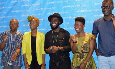 UNICEF Ghana influencers1