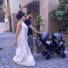 Nadia Buari finally shares photo of her twins' daddy on Fathers' Day
