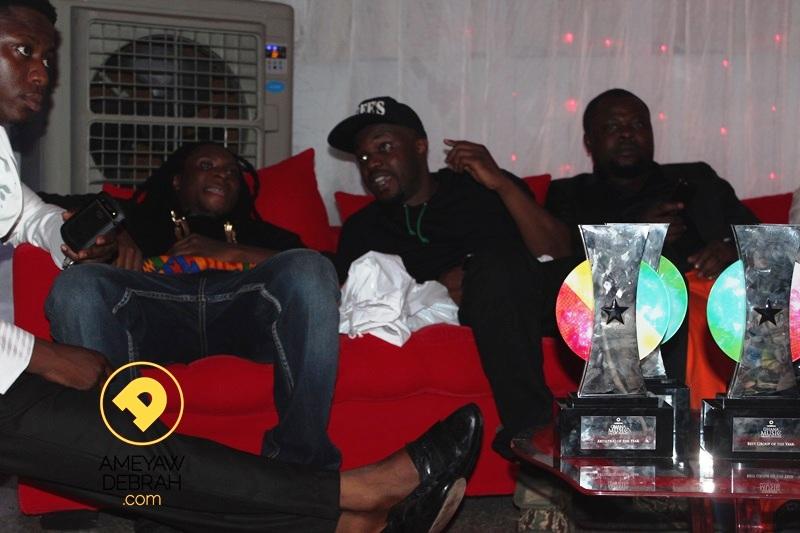 r2bees Ghana Music Awards
