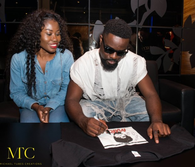 sarkodie live at o2 arene16