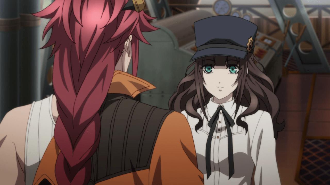Code: Realize ~ Sousei no Himegimi Episode 6 ...