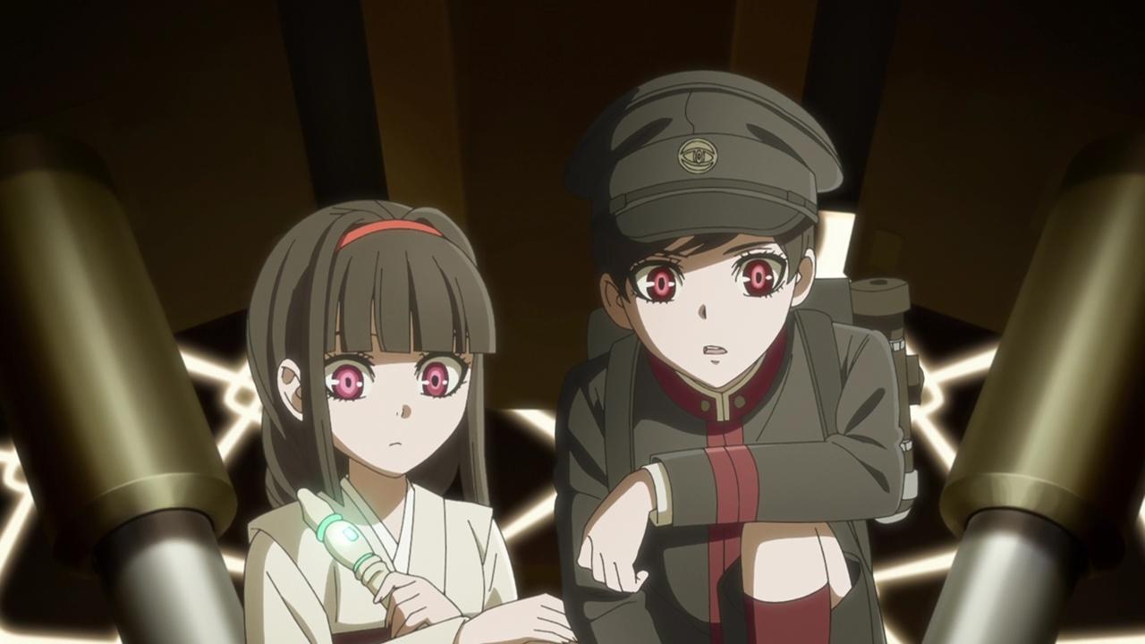 Akudama Drive Episode 5 – AngryAnimeBitches Anime Blog