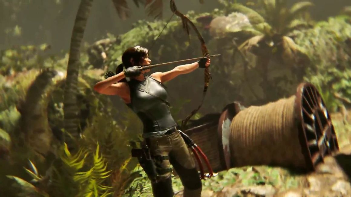 Shadow Of The Tomb Raider Spot