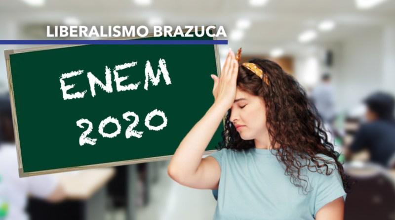 Por que o ENEM 2020 pode ser considerado o pior da história?