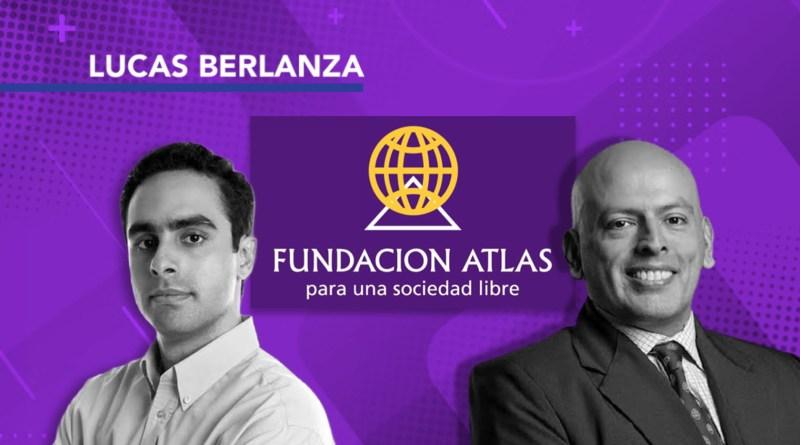 Entrevista para a Fundación Atlas, da Argentina