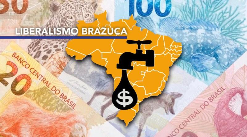 Por que o Estado Brasileiro gasta muito mal os recursos dos nossos impostos?