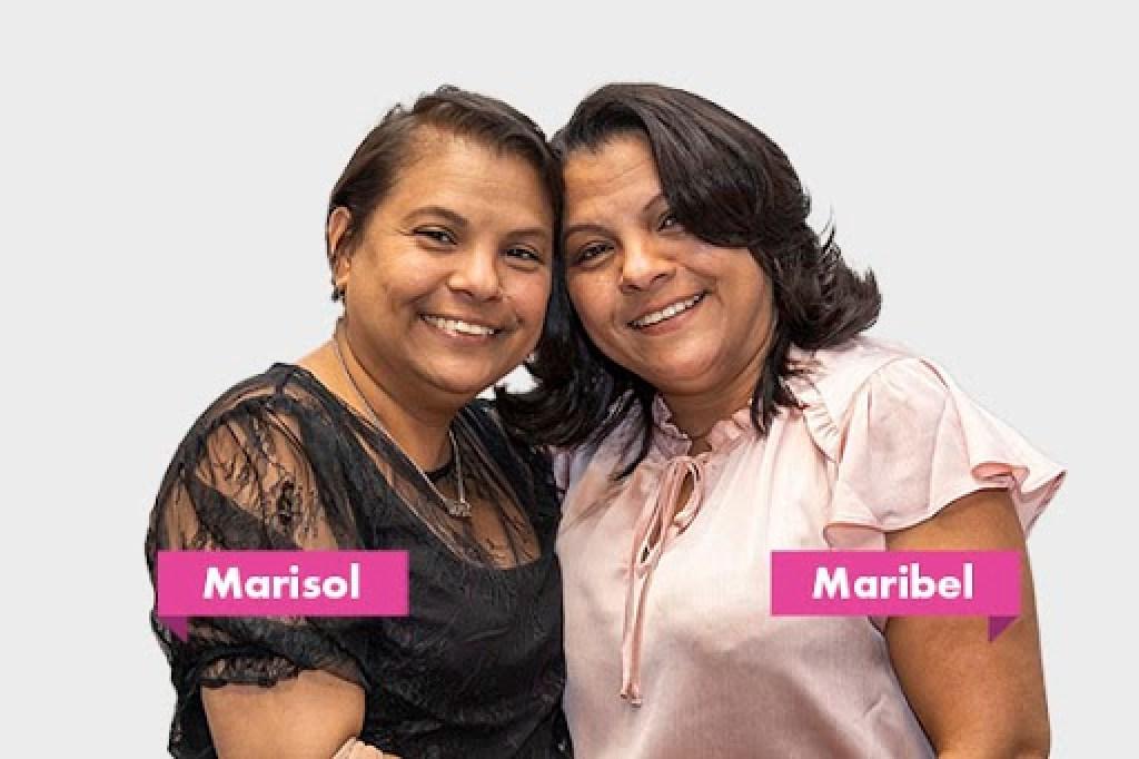 In Honor of Maribel and Marisol