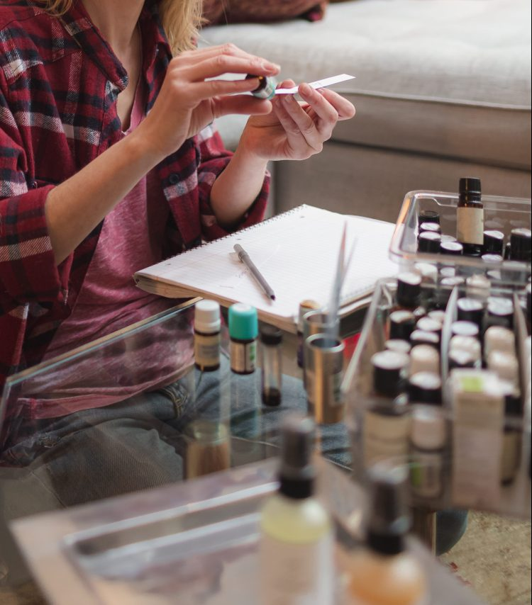 Learn about aromatherapy and essential oils