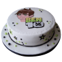 Superhero Birthday Cake Ben 10 Cake