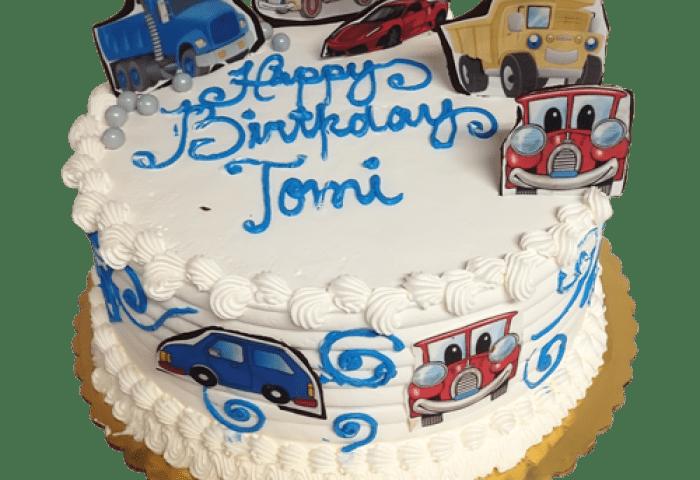 Order Birthday Cakes Online We Deliver