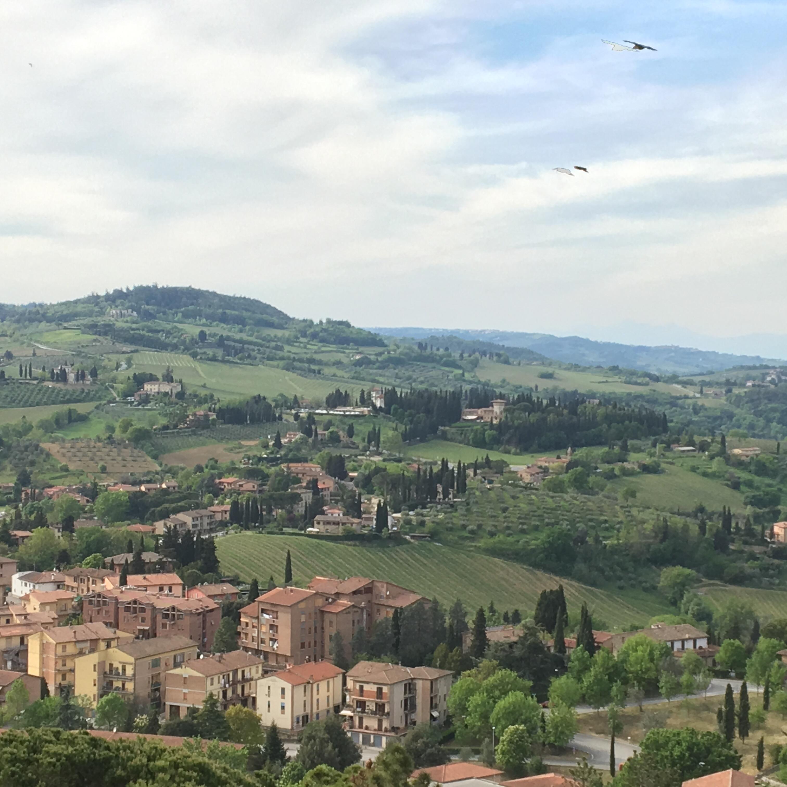 Travel: Tuscany – Monteriggioni, Siena and San Gimignano