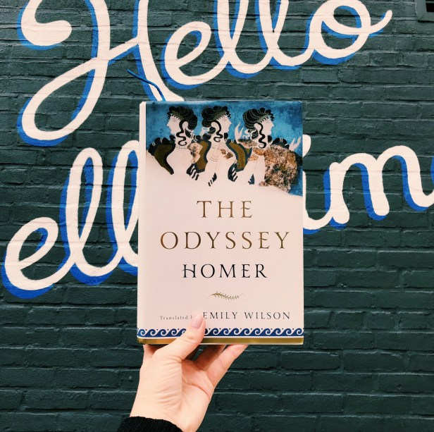 The Odyssey by Homer (translated by Emily Wilson)