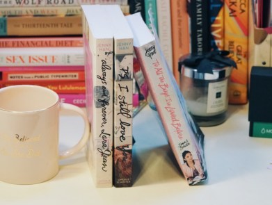 To All the Boys I've Loved by Jenny Han