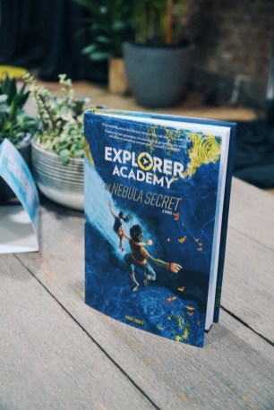 Explorer Academy: The Nebula Secret by Trudi Trueit
