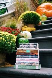 Spooky Fall Reads