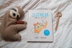 Slothilda by Dante Fabiero